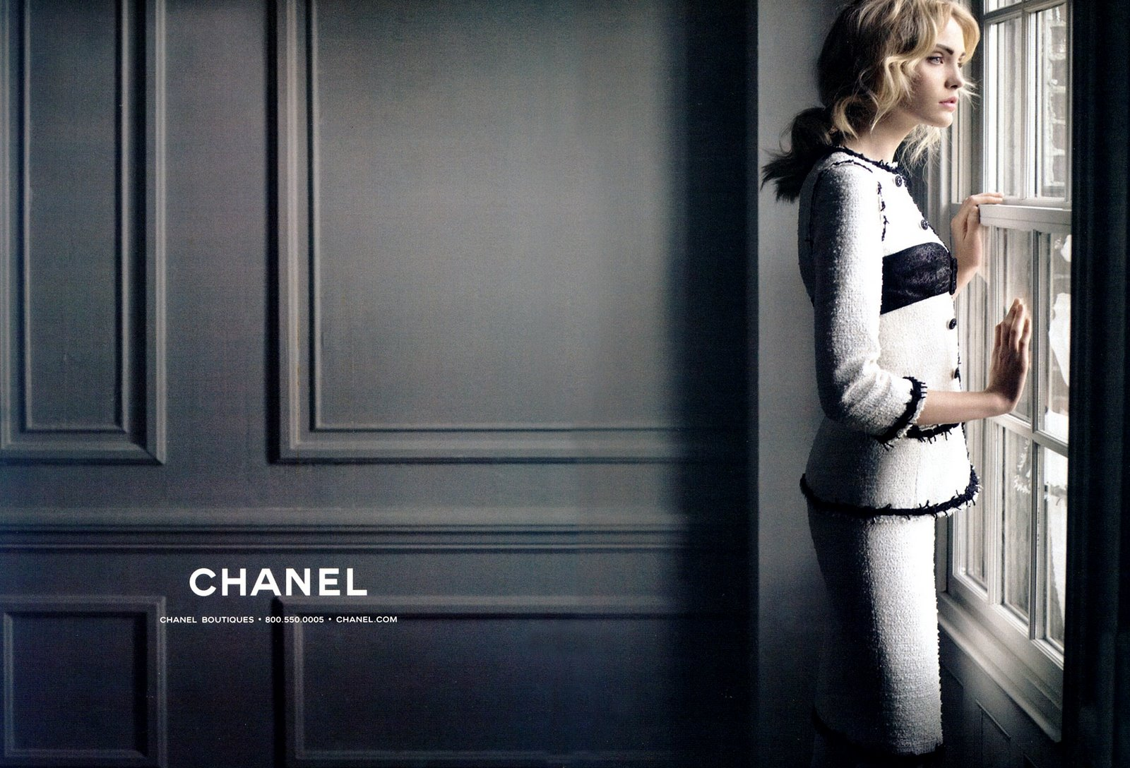 Fashion: Top 10 Luxurious Brands of 2016 chanel heidi mount  TOP 10 LUXURIOUS FASHION BRANDS OF 2016 chanel heidi mount
