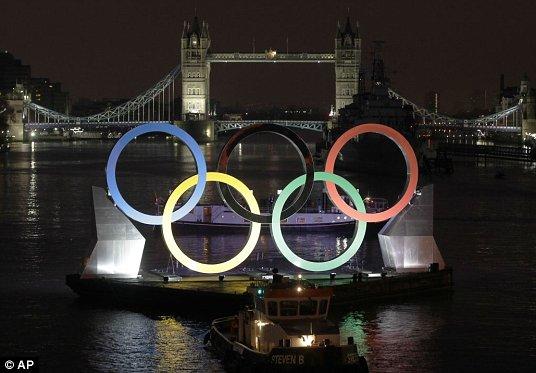 OlympicringsLondon2012