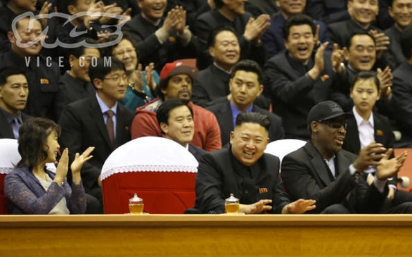 NorthKoreaKimDennis